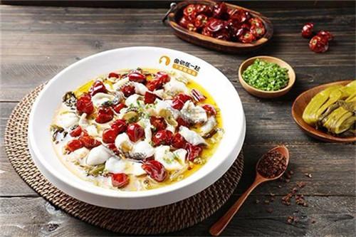 选鱼你在一起开广州餐饮连锁店加盟店创业优势多多