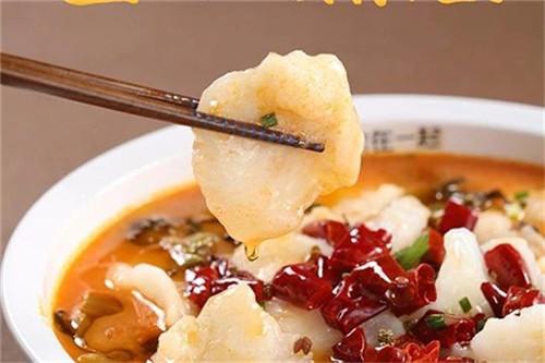 选鱼你在一起在广州餐饮市场开快餐酸菜鱼店有何优势
