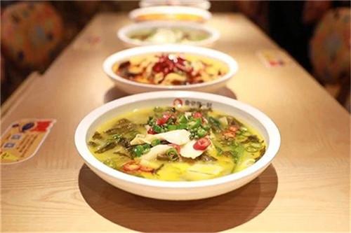 鱼你在一起下饭酸菜鱼单品爆款酸菜鱼满足大众食客喜好