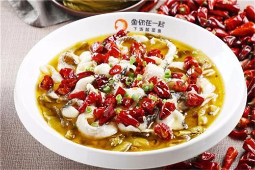 北京酸菜鱼饭加盟店铺生意冷清缘由