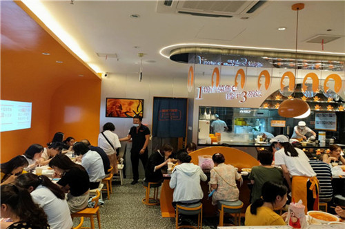 加盟鱼你在一起开北京酸菜鱼加盟店创业如何